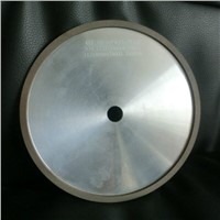 4A2  150*5*2mm  resin bond diamond straight dish grinding wheel for wood-working