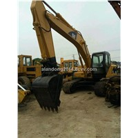 used excavator/CAT 320C excavator