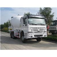 Sinotruk Howo 336hp 6x4 Concrete Mixer Truck 8m3/9m3/10m3/12m3