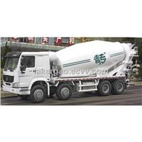 12 m3 concrete mixer truck/ 336HP Cement mixer truck/2015 HOWO Concrete mixer truck