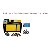 NL-25D Program Controlled (two-in-one) Torsion and Twist Machine