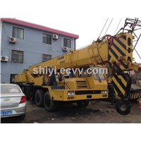 Used 50t XCMG Mobile Crane QY50 Crane XCMG QY50