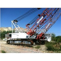 used 70T crawler crane Zoomlion QUY70