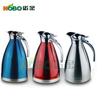 NOBO SH010 New Design Stainless Steel Vacuum Coffee Pots