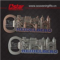China supplier souvenir bottle opener with low price