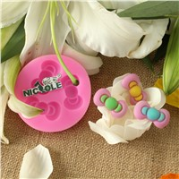 Fondant Silicone Mold For Decoration