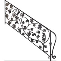 Wrought Iron Staircase HT-9T006