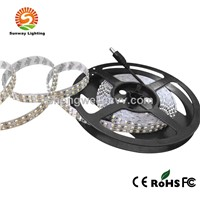 Double Line LED Flexible Strip 120smd per Meter High Power