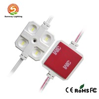 4SMD LED Module Light Samsung Chip Waterproof LED Module DC12V