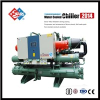 Screw type chiller/Scroll type chiller/Water cooled chiller/industrial chiller