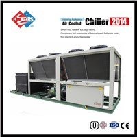 40STE water cooled chiller for ice rink