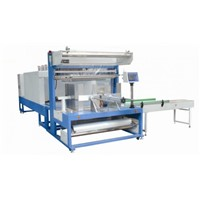 ST1260 EPS Sheet 4 Sides Wrapping and Shrinking Machine