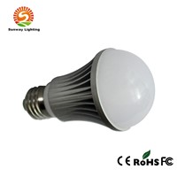 SMD5630 5W LED bulb E27 base 420lm CRI80