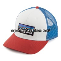 Custom high quality trucker mesh hat