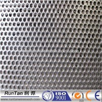 anping factory cheap price hot dipped galvanized perforated sheet