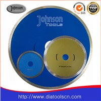 Sintered continuous saw blade; cutting tools