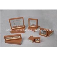 Frame Design Jewelry Display Box
