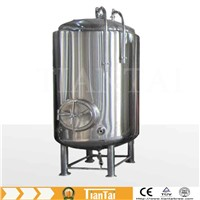 100l-10000l bright beer tank for beer maturation