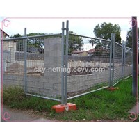 temporary fence barricade hot sale in Australia
