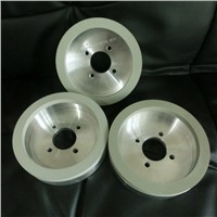 6A2 vitrified bond diamond grinding wheel for PCD, PCBN inserts