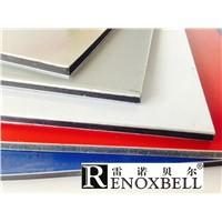 Colourful PVDF Aluminum Composite panel for Decoration