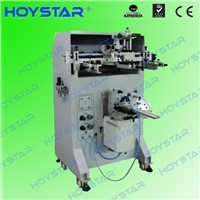 Semi auto pneumatic cylindrical screen printing equipment