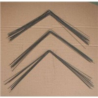 flat brush wire