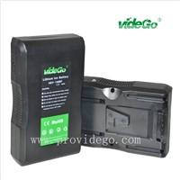 videGo for led photo light use pro video & digital camera battery
