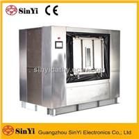 (GL) hospital laundry equipment barrier washer isolating type industrial washing machine
