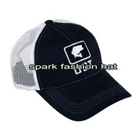 Hot selling 6 panel mesh trucker snapback cap