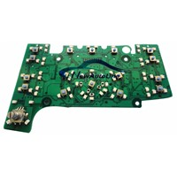 Audi A6 Q7 MMI multimedia interface control panel E380 circuit board