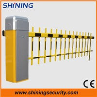 Fencing barrier gate for parking
