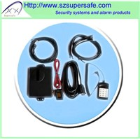 New design fingerprint car starter system,biometric anti-hijack car security system