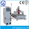 Woodworking CNC Router with ATC Linear Auto Tool Changer