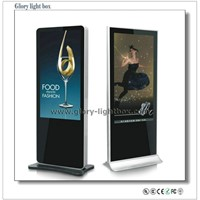 Hot sales LCD screen displays Advertising Player