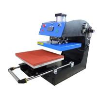 pull single station heat press machine