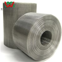 woven wire cloth for direct methanol fuel cells