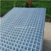 Hot Dipped 75 x 75mm Galvanized Welded Wire Mesh Panel