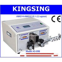 High Output Rate Wire Stripping Cutting Machine KS-09B