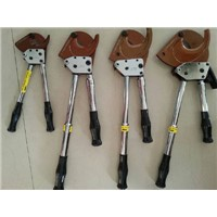 Wire cutter,Cable cutter,Cable cutter with ratchet system