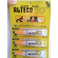 alteco 110 glue, super glue