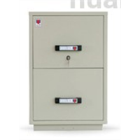 UL 1 hour fire file cabinet, 2 drawers