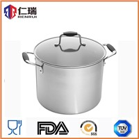 2015 new high stainless steel stockpot