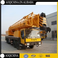 Factory Supply New 70 Ton Hydraulic Mobile Crane As XCMG Mobile Crane