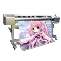 LARGE FORMAT ECO-SOLVENT PRINTER WITH EPSON DX5*1