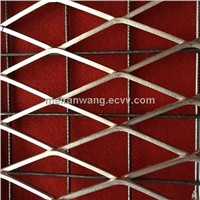 Flattened Heavy Expanded Metal/Expanded Stainless Steel Wire Mesh