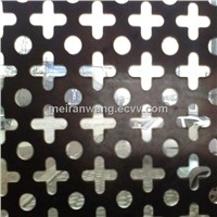 1.5mm aluminum perforated sheet/aluminum alloy perforated metal sheet