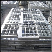 Galvanized Steel Grating/galvanized serrated grating