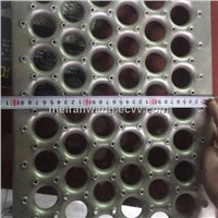Chinese manufacturer perforated metal stair treads factory