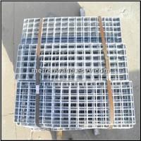 hot dip galvanized steel grating/Galvanized press-locked grating